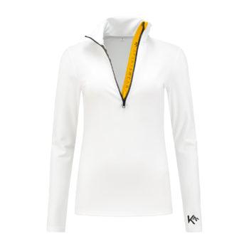 Pully kou white yellow ski
