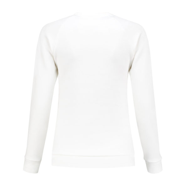 ski trui sweater white wit