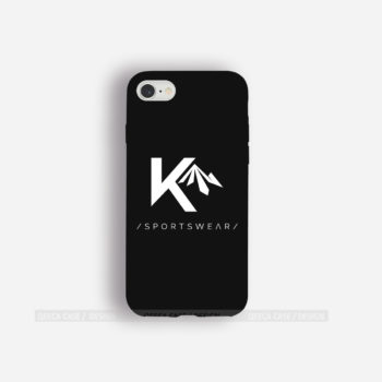 kou logo iphone 7 8 case