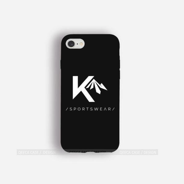 kou logo iphone 7 8 case