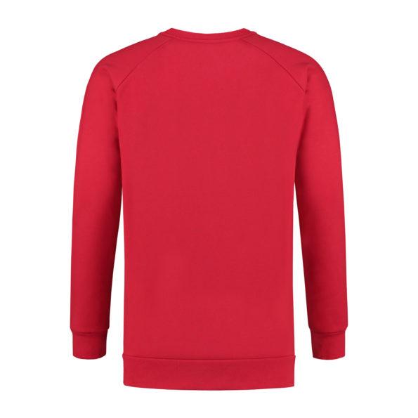 heren trui sking rood_back
