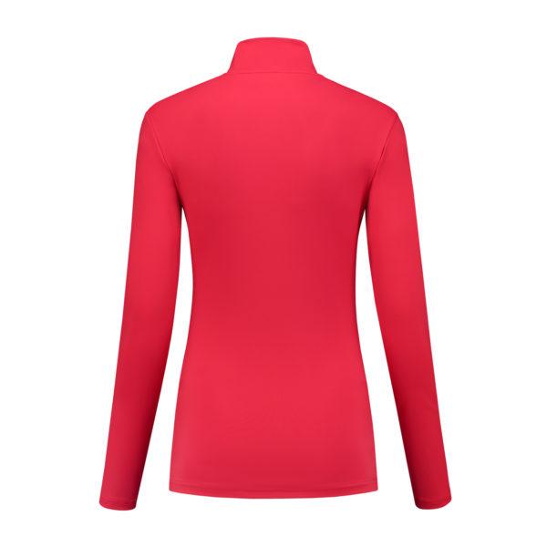 shirt rood_Back