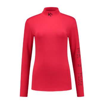 shirt rood_Front
