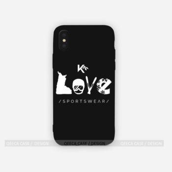 kou iphone case love x xs