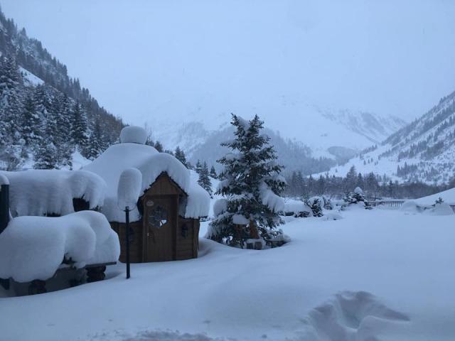 sneeuw status alpen