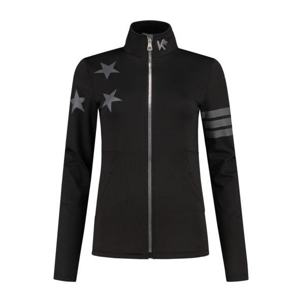 vest black stars front musthave